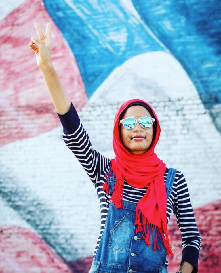 Traveling the World in a Hijab: What it's Really Like