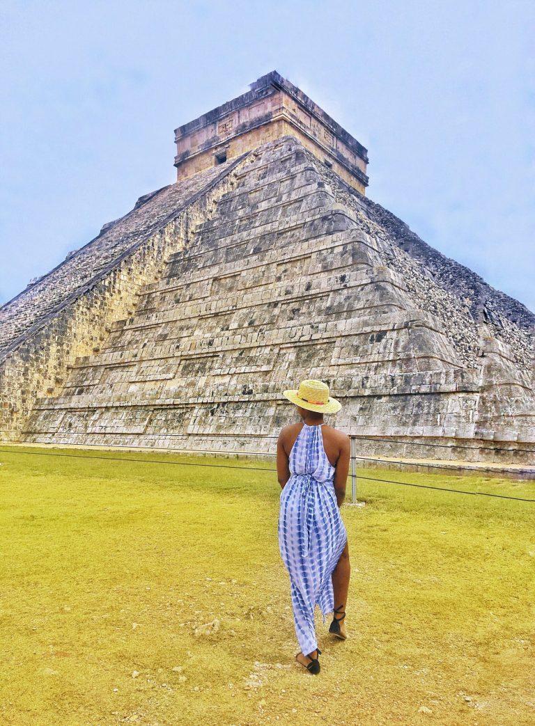 Mexico Travel Diaries: I Saw A World Wonder (Chichen Itza)!