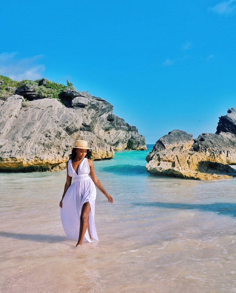 A Bermudaful Experience: Beach, Sun, Sand, Breakfast with a View!