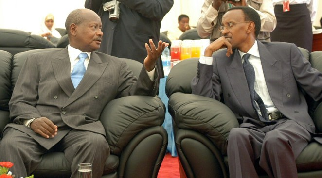 Image result for Museveni plans to overthrow Rwanda