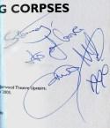 My autograph