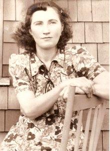 My birth Mom Cecilia