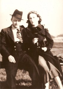 My natural parents, Percy & Cecelia
