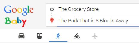 google baby