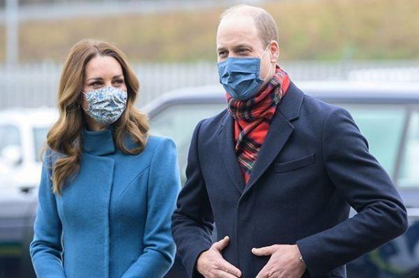 Кейт Миддлтон и принц Уильям показали, как душевно ...