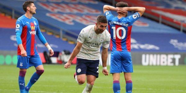 Английская Премьер-лига. Манчестер Сити вплотную ...