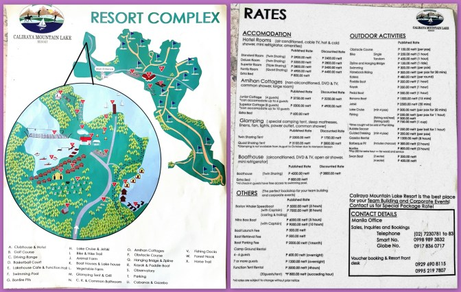 Map and Rates