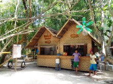 Food Store inside the nature park