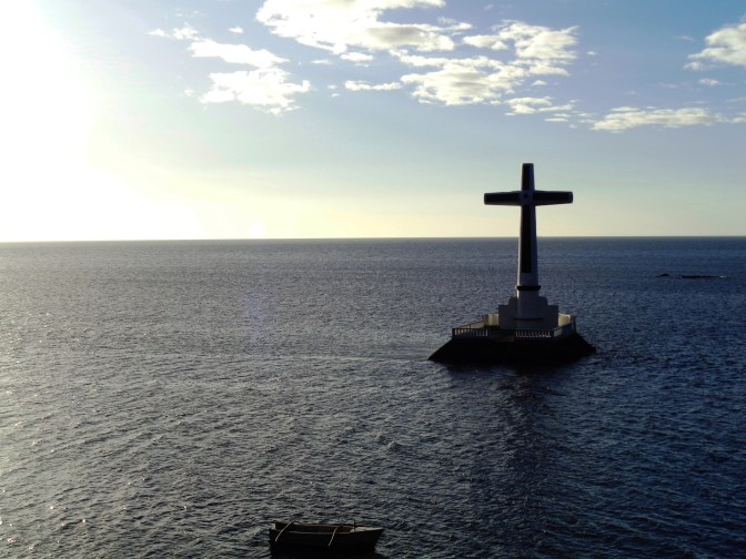 The Legendary Sunken Cemetery