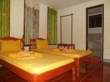 Tripple Room (photo courtesy of Travelbook site)