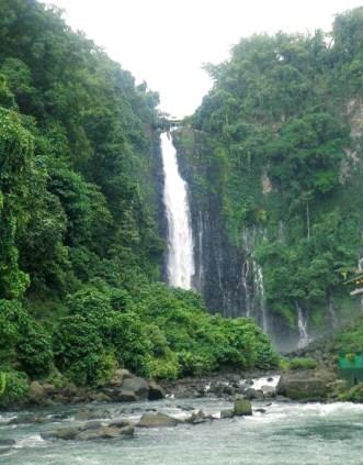 The Twin Falls... (Maria Cristina Falls)