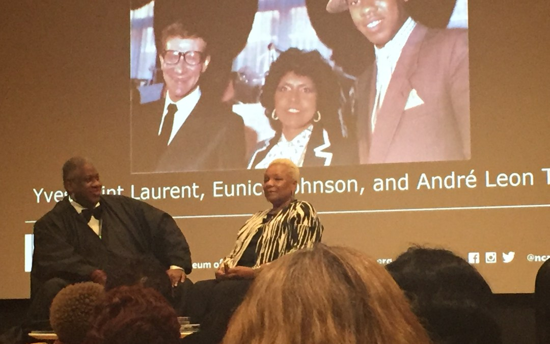 Recapping a Conversation with Fashion Icon André Leon Talley