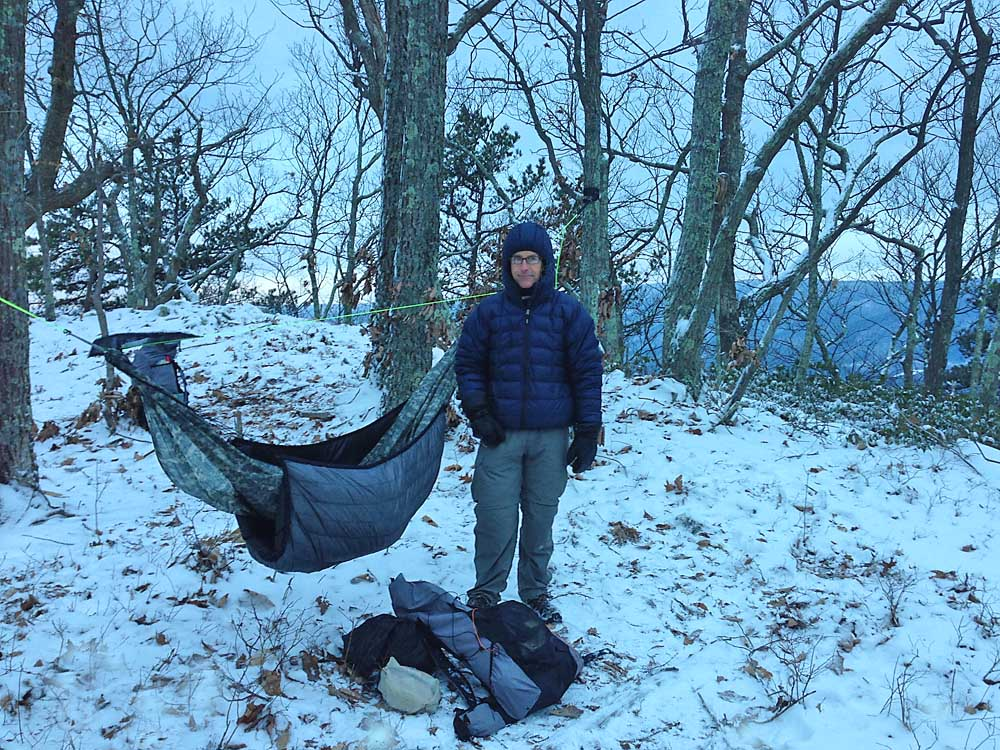 winter hammock camping by alan dixon lightweight winter hammock camping   the ultimate hang  rh   theultimatehang