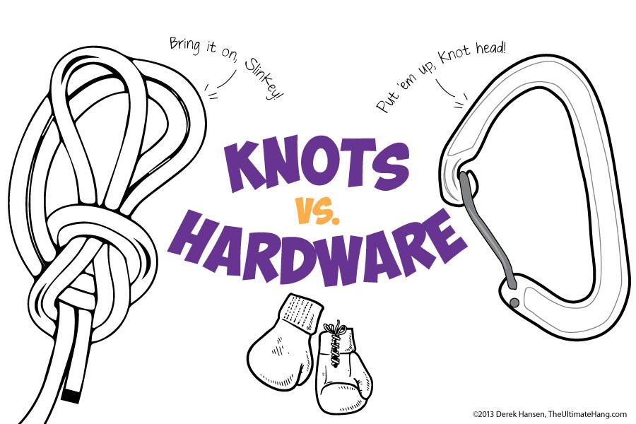 knots-v-hardware  sc 1 st  The Ultimate Hang & Knots vs. Hardware - The Ultimate Hang