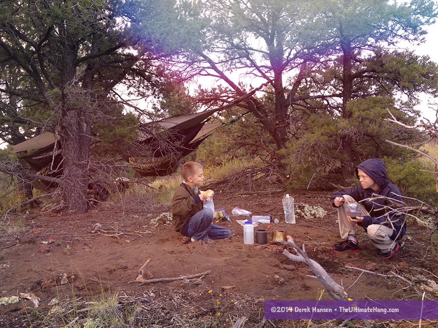 micro-adventure-cinder-hill-breakfast