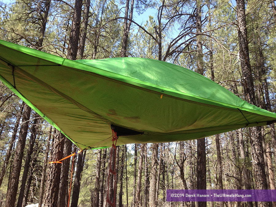 & Tentsile Stingray Tree Tent Review - The Ultimate Hang