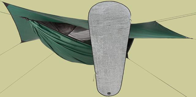 Safari Deluxe Zip with XL Bubble Pad