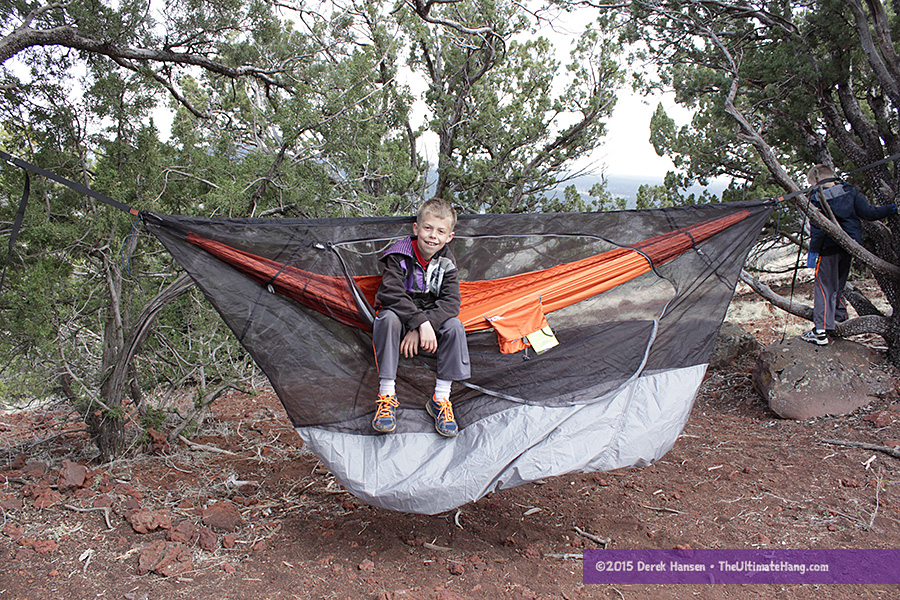 this is the hammock when connected to the bug   ridge line as designed  note therm a rest slacker bug shelter review   the ultimate hang  rh   theultimatehang