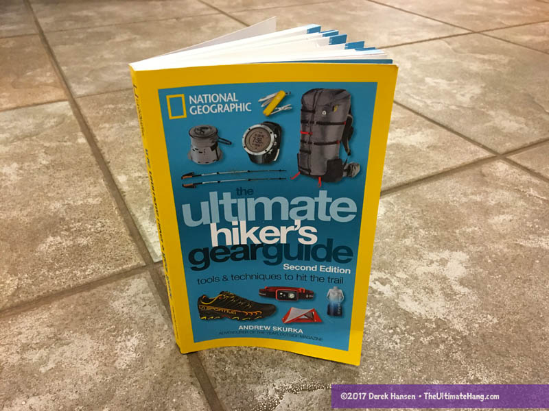 Review - The Ultimate Hiker's Gear Guide by Andrew Skurka