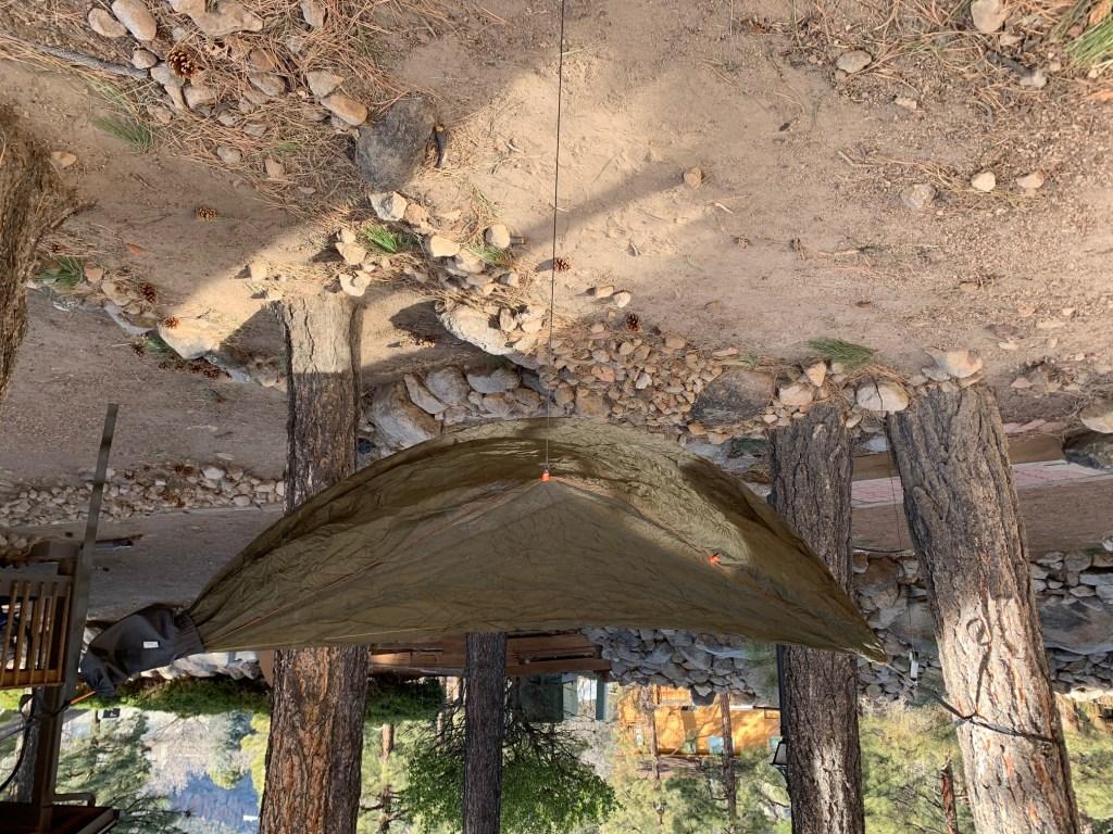Dream Hammock Darien monolite hammock