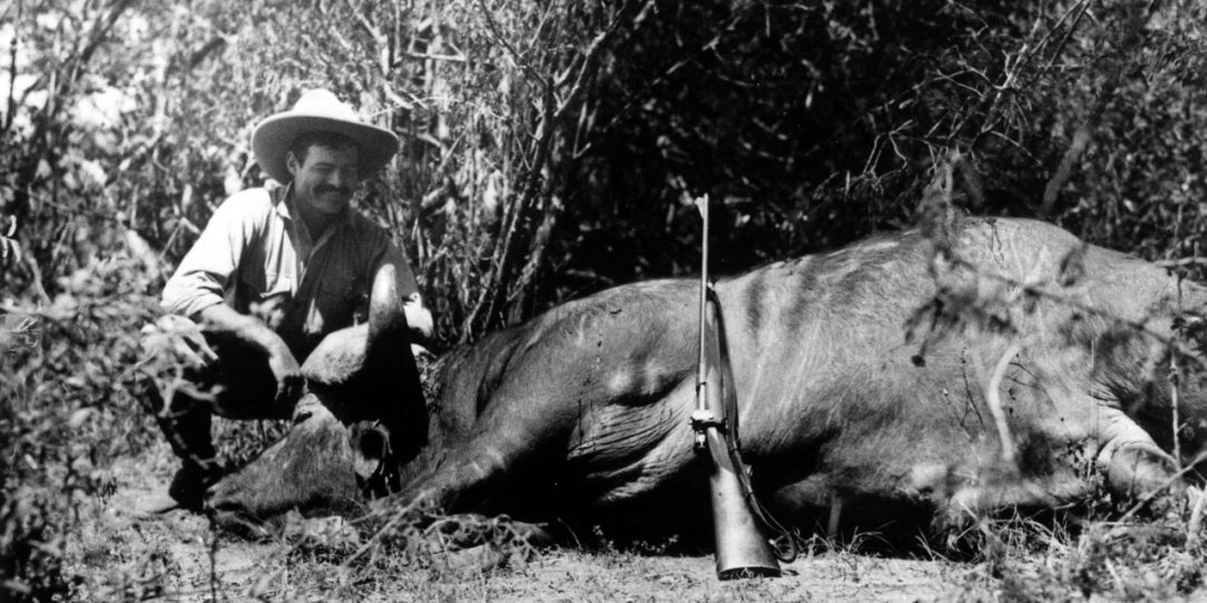 The hunting legacy of literary luminary Ernest Hemingway