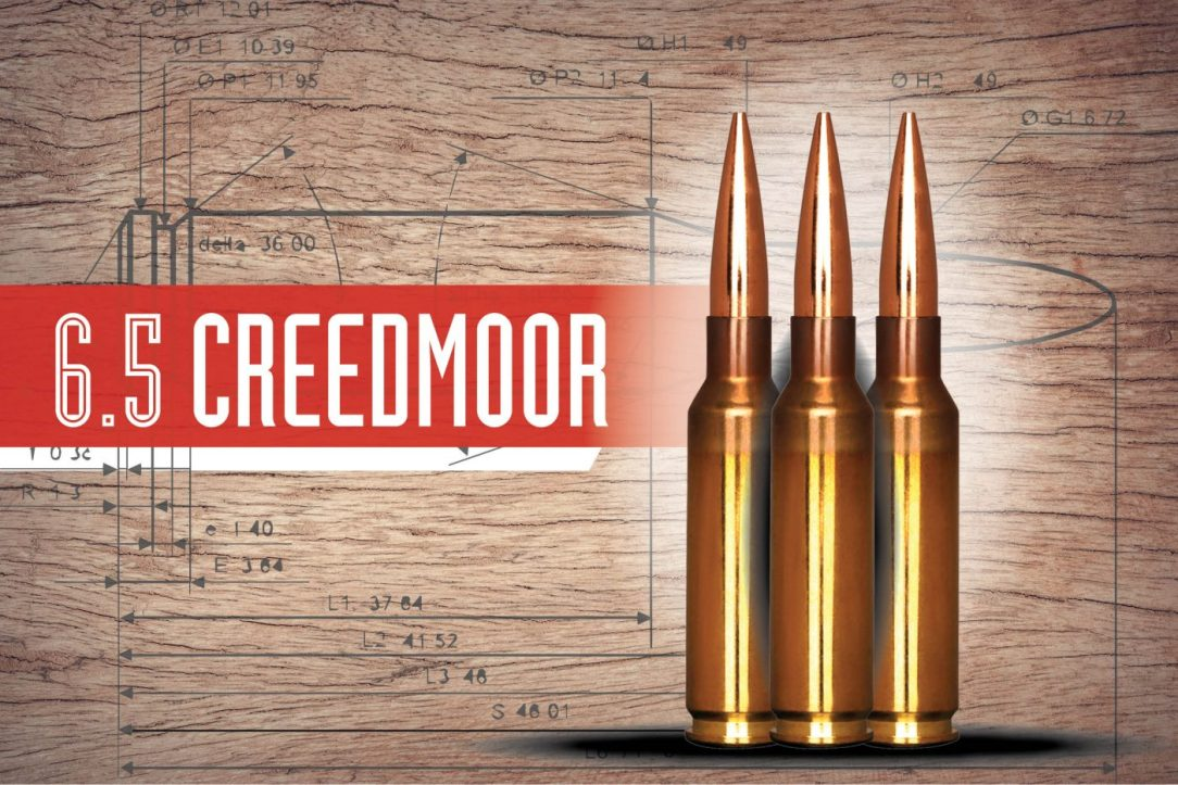 The 6.5 Creedmore: Legitimate hunting round or cool trend?