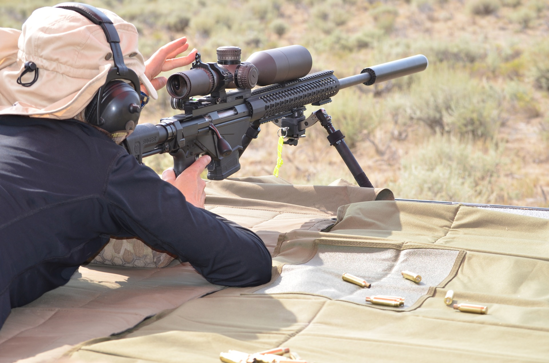 Try this rifle sight-in trick for point-and-shoot hits