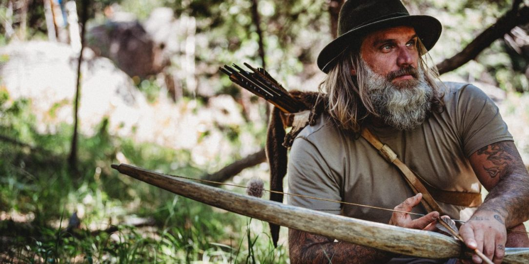 A conversation with 'professional caveman' Donny Dust