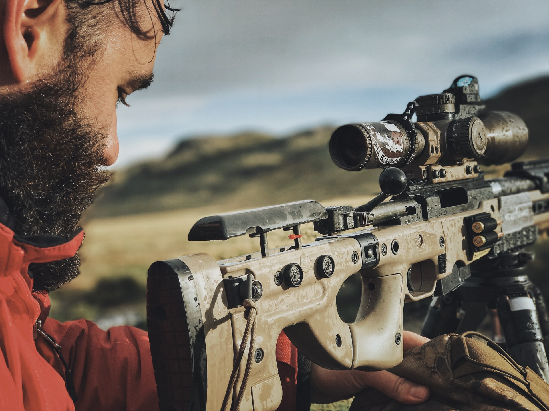 Recoil: One of the most critical aspects of choosing a rifle