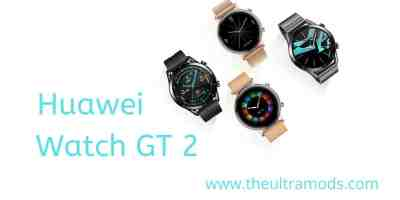 Huawei Watch GT 2 to be launched
