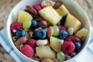 fruits for healthy habits