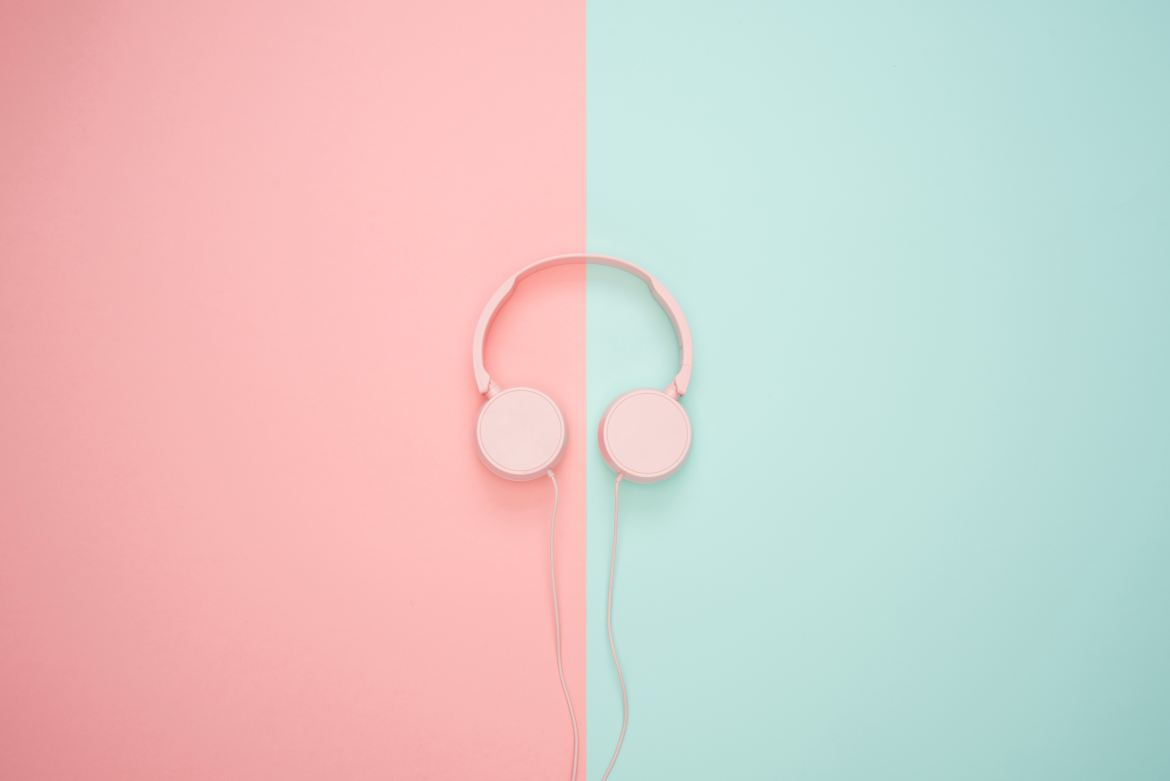 Podcasts are a great way for people with chronic illness to beat boredom!