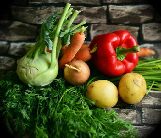Becoming Vegan with Ulcerative Colitis, a Chronic Illness