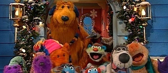 How Bear In The Big Blue House Helps Chronic Illness