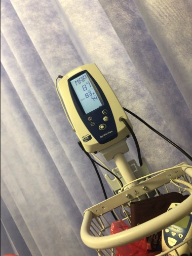 Blood Pressure testing equipment for Long QT Syndrome