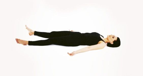 Corpse Pose - How Yoga Can Help You Get A Better Night's Sleep