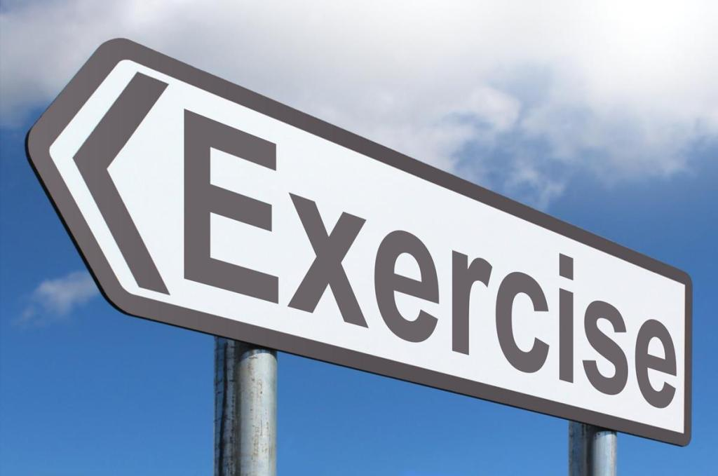 How to get your exercise routine started when you experience chronic illness