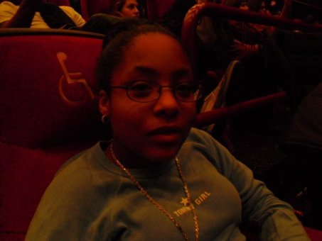 Dealing with self-consciousness when going to the movies with epilepsy