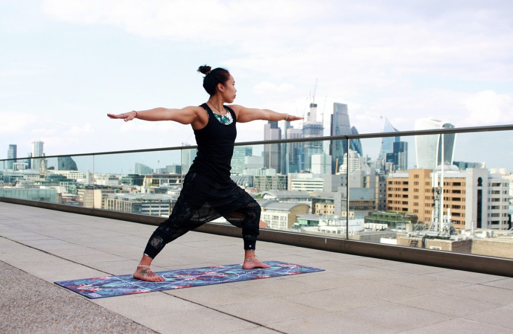 How to establish your own yoga routine so you can take it with you anywhere