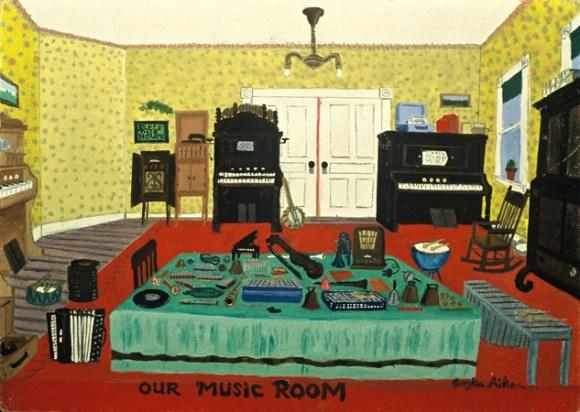Ourmusicroom Gayleen Aiken