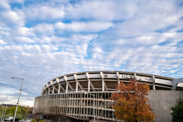 The Last Days of RFK Stadium