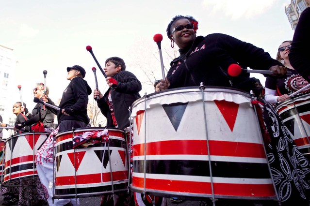 Missing the sounds of Batala