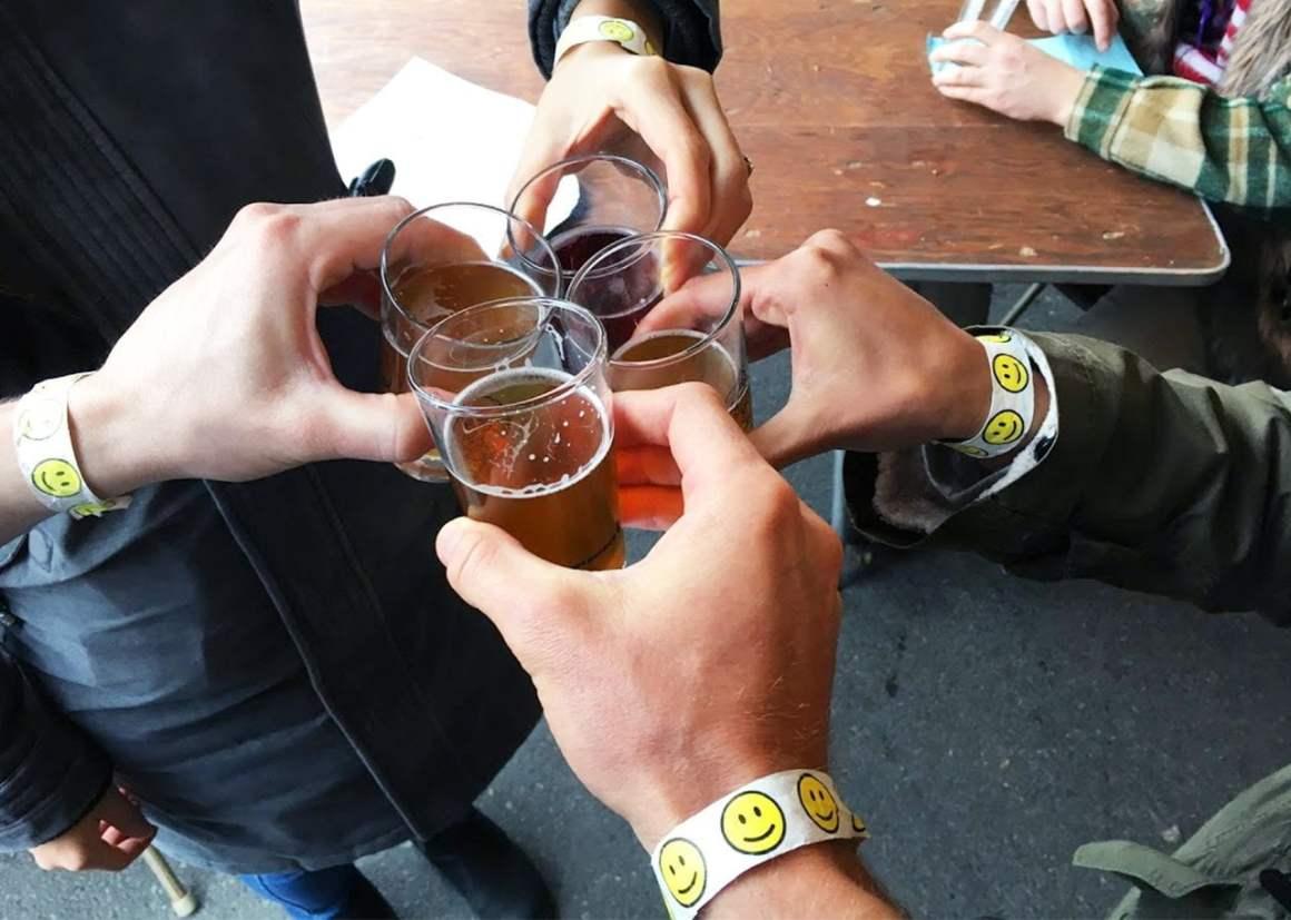 Strange Brewfest, the world's best beer festival!