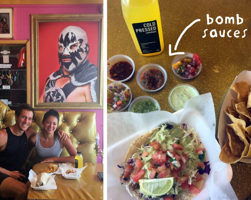 Lucha Libre is a must-eat in your 48 hours in San Diego