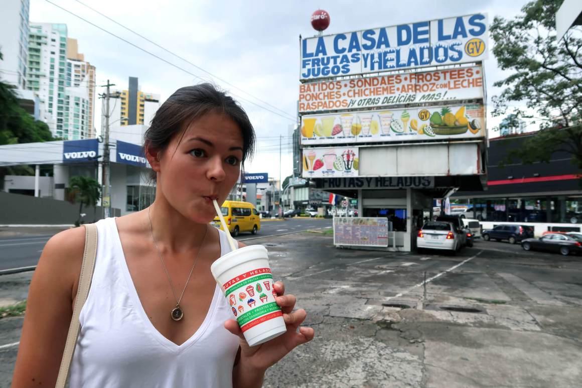 Casa De Los Helados Panama