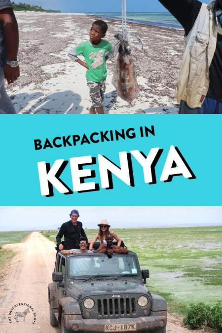 backpacking in kenya