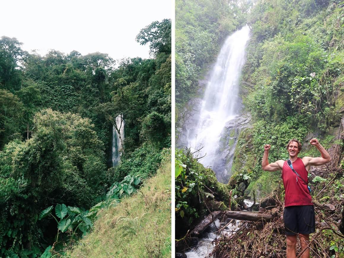 jardin hidden waterfall hiking