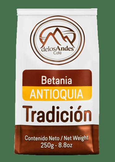 De Los Andes coffee taste test