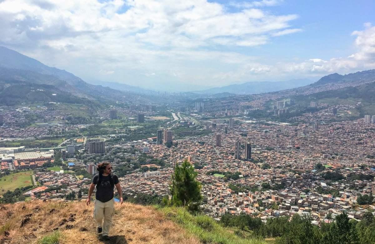 Cerro Quitasol Medellin Hiking