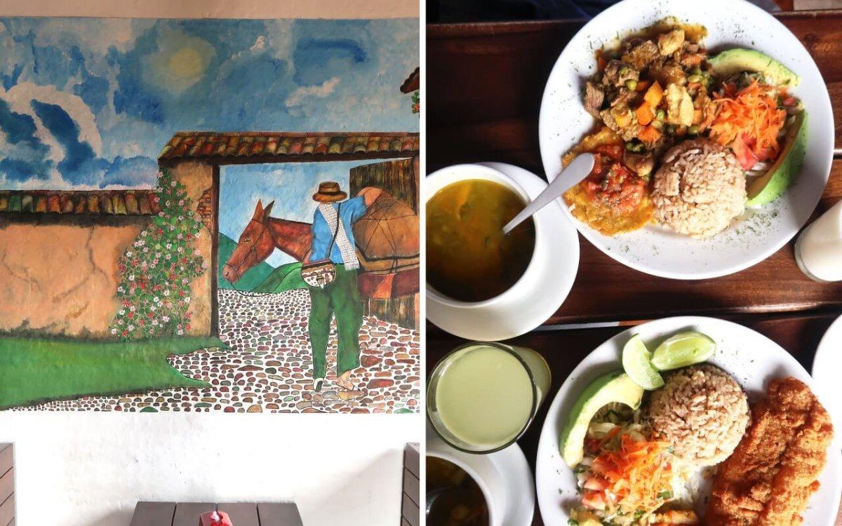 La Gruta where to eat in jerico